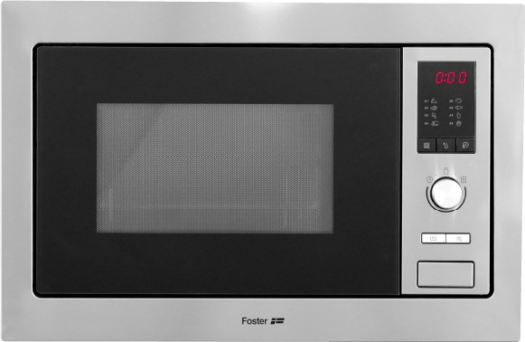 Foster 7151 000 Incasso 25L 900W Acciaio inossidabile forno