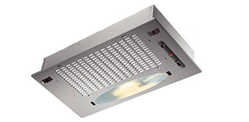 Cappa da incasso Tecnowind CP60 argento 52,5 x 28,5
