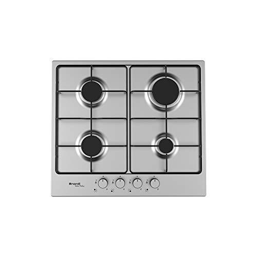 Nardi Piano cottura, Acciaio inox, 60 cm VH 40 AV X - Romano Incasso