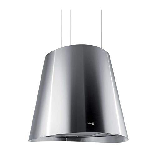 TURBOAIR Cappa Cucina Isola Sospesa Filtrante Tonda Diametro 50 cm GIOIA  IX/F/50